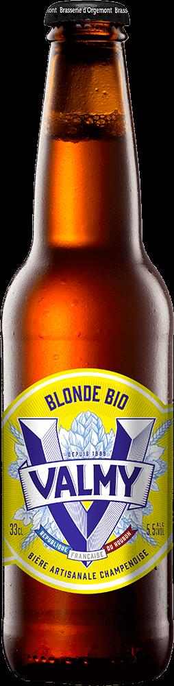 Valmy Blonde Bio